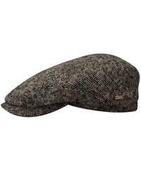 Stetson Belfast - šedá tweedová bekovka