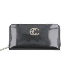 Velká dámská peněženka CARRA - PC 26 Crystal Nero Lakier