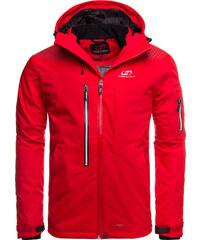 Zimní bunda pánská HANNAH Lester Fiery red