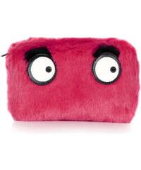 Topshop Novelty Eyebrow Make-Up Bag