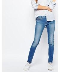 Hilfiger Denim - Sophie - Jean skinny taille basse - Bleu