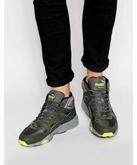 Puma - R698 - Winter Sneakers - Grau