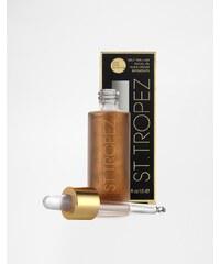 St. Tropez - Huile autobrozante pour le visage Luxe 30 ml - Clair