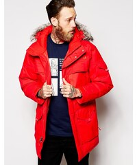 The North Face - McMurdo 2 - Daunen-Parka - Rot