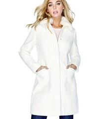 Guess Kabát Lace Trench Coat