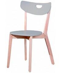 Jídelní židle Peppi šedá