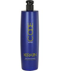Stapiz Keratin Code Mask 1000ml Maska na vlasy W Pro poškozené vlasy