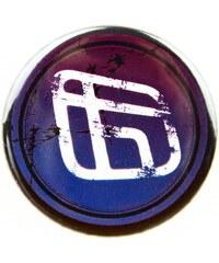 Placka Funstorm Logo violet ONE SIZE