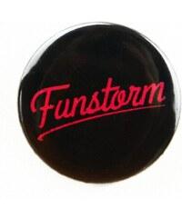 Placka Funstorm Arsowe black ONE SIZE