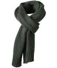 Pletený šál - Olive univerzal
