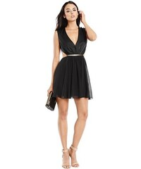 Šaty Guess by Marciano Satin Flare Dress 47a49e6c75