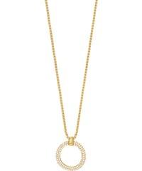 ESPRIT Halskette Mit Zirkonia jw50059 Gold Esnl03009b420