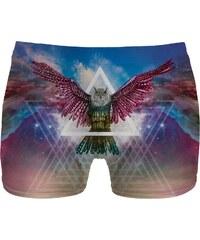 Mr. GUGU & Miss GO Underwear Owl Sky