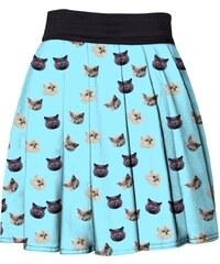 Mr. GUGU & Miss GO Skirt Grumpy Cats
