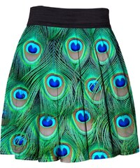 Mr. GUGU & Miss GO Skirt Peacock