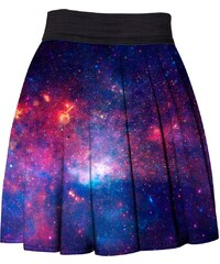 Mr. GUGU & Miss GO Skirt Purple Nebula