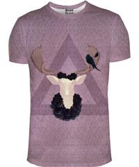 Mr. GUGU & Miss GO T-Shirt Antlers