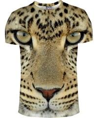 Mr. GUGU & Miss GO T-Shirt Leopard Eyes