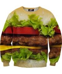 Mr. GUGU & Miss GO Sweater Hamburger