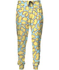 Mr. GUGU & Miss GO Sweatpants Yellow Giraffe
