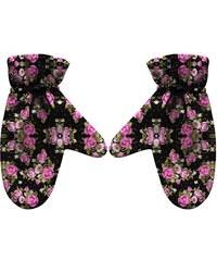 Mr. GUGU & Miss GO Gloves Pink Roses