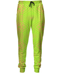 Mr. GUGU & Miss GO Sweatpants Yellow Husk