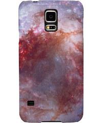 Mr. GUGU & Miss GO iPhone/Samsung Case Red Nebula