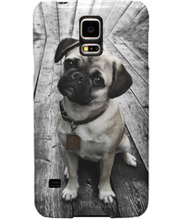 Mr. GUGU & Miss GO iPhone/Samsung Case Pug