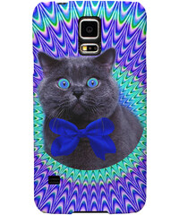 Mr. GUGU & Miss GO iPhone/Samsung Case Crazy Cat