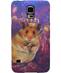 Mr. GUGU & Miss GO iPhone/Samsung Case King Hamster