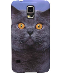Mr. GUGU & Miss GO iPhone/Samsung Case British Cat