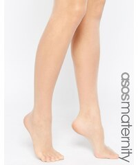 ASOS Maternity - New Improved Fit - Strumpfhose in Natural Nude, 15 Denier - Beige