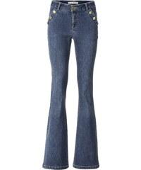 RICK CARDONA Flared Jeans