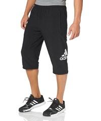 adidas Performance ESSENTIALS LOGO 3/4 PANT WOVEN 3/4-Sporthose