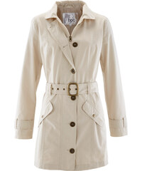 bpc bonprix collection Trench-coat gris manches longues femme - bonprix
