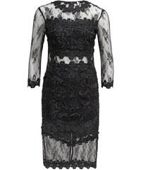 Topshop BEAUTIFUL Cocktailkleid / festliches Kleid black