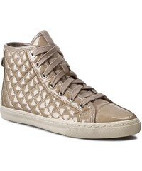Sneakers GEOX - D New Club A D4258A 000KN C6738 Lt Taupe