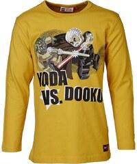 "LEGO Wear STAR WARS(TM) Langarm-T-Shirt Tony ""YODA vs. DOOKU"" langarm Shir"