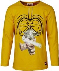 "LEGO Wear STAR WARS(TM) Langarm-T-Shirt Tony ""YODA"" Glow in the Dark"