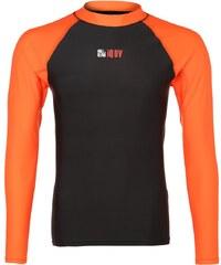 IQ Company Surfshirt orange/schwarz