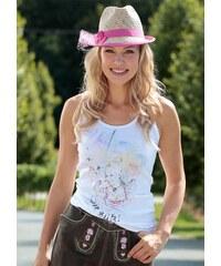 Mondkini Trachtenshirt Damen mit Printdesign