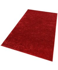 Hochflor-Teppich Collection Shaggy 30 Höhe 30 mm HOME AFFAIRE COLLECTION rot 8 (B/L: 280x390 cm)