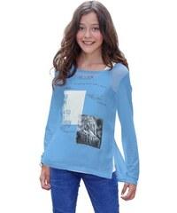 S.OLIVER RED LABEL JUNIOR RED LABEL Junior Shirt (Set 2 Stück) für Mädchen blau L (164),M (152/158),S (140/146),XL (170/176),XS (128/134)