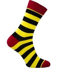 c2e29dde2e0 Rotex Pruhované ponožky