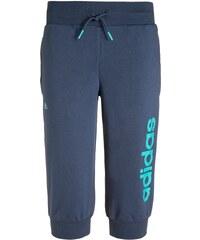 adidas Performance ESSENTIALS 3/4 Sporthose mineral blue/vivid mint
