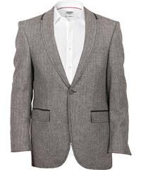Edward Morris Sportovní pánské sako - šedé