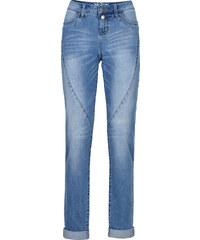 John Baner JEANSWEAR Boyfriend -Jeans, Normal in blau für Damen von bonprix