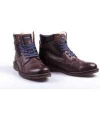 GALICIA BUFALO CAFE / PRIVATA / pánské kotníkové boty