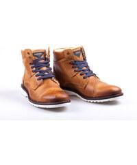 GALICIA BUFALO CAMEL / PRIVATA / pánské kotníkové boty