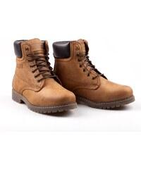 BOTA MARRON / CORONEL TAPIOCCA / pánské kotníkové boty